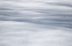 Blured snow texture Royalty Free Stock Images