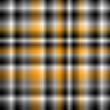 Blured strips or square background or pattern with white, black grey and orange Royalty Free Stock Images