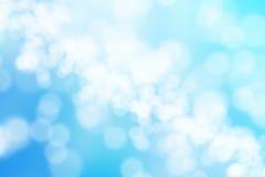blurlampor Royaltyfri Bild