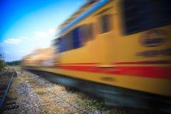 blurrörelsedrev fotografering för bildbyråer