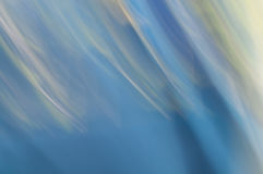 Blurred abstract background. Blue and white light. Royalty Free Stock Photos