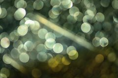 Ray of light with geometric shapes royalty free stock photography