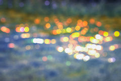 Blurred abstract background bokeh. Blurry abstract background texture with bokeh effect Stock Photo