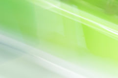 Blurred abstract background. Pastel green. Stock Photo