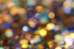 Blurred abstract creative background. Gold and yellow background stock images