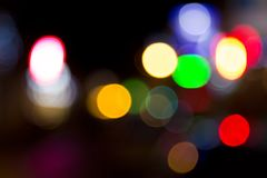 Blurred abstract decoration Royalty Free Stock Photos