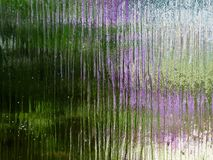 Blurred abstract glass royalty free stock photos