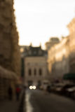 Blurred architectural background Royalty Free Stock Images