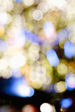 Blurred Background with Bokeh. Royalty Free Stock Image