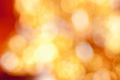 Blurred Background with Bokeh. Royalty Free Stock Photography