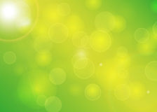 Blurred Background Bokeh Summer Spring Royalty Free Stock Photo