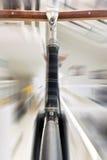 Blurred background of handmade custom luxury bicycle Royalty Free Stock Photo