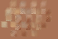 Blurred background. Linear blurred backgroundm natural material Stock Photography