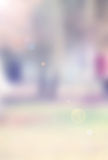 Blurred background with purple Royalty Free Stock Photo