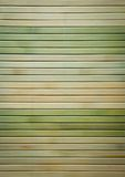 Blurred bamboo mat Royalty Free Stock Images