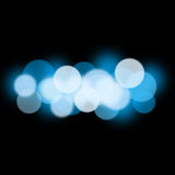 Blurred bokeh abstract background Stock Photography