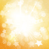 Blurred bokeh abstract background Royalty Free Stock Photography