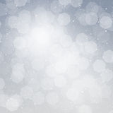 Blurred bokeh abstract background Stock Images
