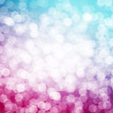 Blurred bokeh background Stock Image