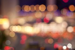 Blurred bokeh background Royalty Free Stock Images