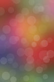 Blurred bokeh colorful background - beautiful texture Royalty Free Stock Images