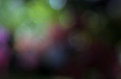 Blurred bokeh lights background. Defocused lights bokeh abstract background Stock Photos