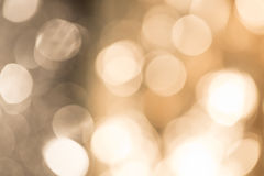 Blurred bokeh lights for backgrounds Stock Photography