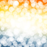 Blurred bokeh nature background Stock Image