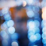 Blurred Bright Light Celebration Festive Concept Royalty Free Stock Photography