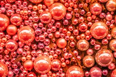 Blurred Christmas background royalty free stock photo