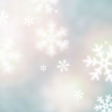 Blurred christmas background. Stock Images