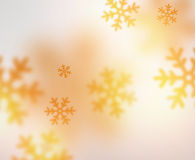 Blurred christmas background. Stock Photo