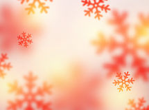 Blurred christmas background. Stock Photos