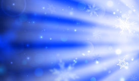 Blurred christmas background Royalty Free Stock Photography