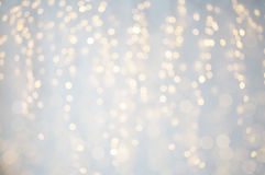Blurred christmas holidays lights bokeh royalty free stock photo
