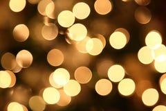 blurred christmas lights Στοκ εικόνα με δικαίωμα ελεύθερης χρήσης