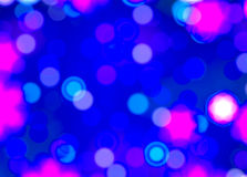 Blurred christmas lights background. Royalty Free Stock Images
