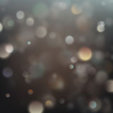 Blurred Christmas lights. EPS 10 vector Royalty Free Stock Photography