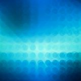 Blurred circle pattern Stock Photo