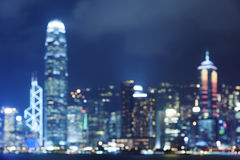 Blurred City background Stock Photography