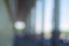 Free Blurred City Background - The Arched Walkway. Royalty Free Stock Images - 70041959