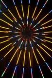 Blurred color lights festive background Royalty Free Stock Images