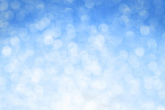 Blurred color sparkles Stock Image