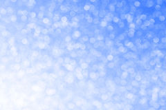 Blurred color sparkles Royalty Free Stock Photography