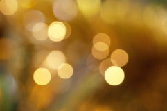 Blurred colored. Blurred colored lights in the background Royalty Free Stock Image