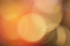 Blurred colored. Blurred colored lights in the background Stock Photography
