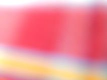 Blurred colorful Stock Photography