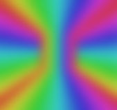 Blurred Colorful rainbow abstract background Royalty Free Stock Image