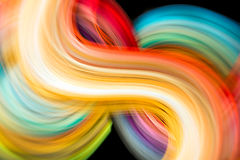 Blurred colors stock image