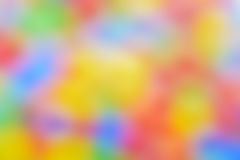 Blurred colors Royalty Free Stock Photography